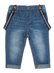 Boys Blue Fox Jeans (0-24 months)