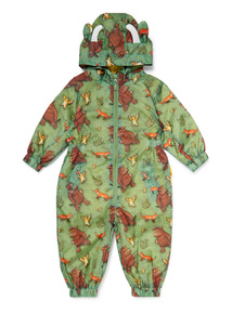 Green Gruffalo Puddlesuit (9 months-6 years)