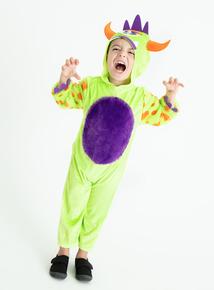 Monster Halloween Costume (0 - 4 years)