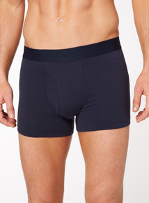 Online Exclusive 3 Pack Navy Trunks