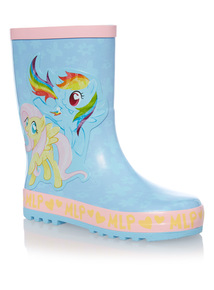 Girls Blue My Little Pony Wellies