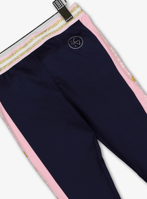 Navy Stretch Dance Leggings (5 - 14 years)
