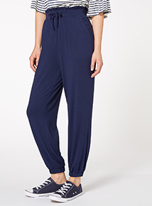 Frill Detail Joggers
