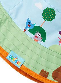 Multicoloured Hey Duggee Bucket Hat (1-9 years)