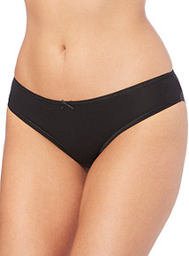 Black Brazilian Briefs 5 Pack