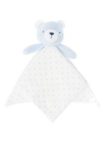 Blue Bear Comforter