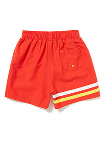 Red World Cup Spain Swim Shorts (3-12 years)
