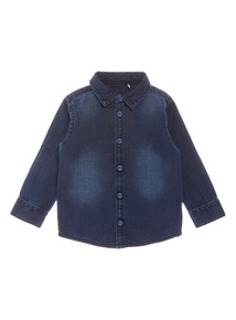 Denim Shirt (0-24 months)