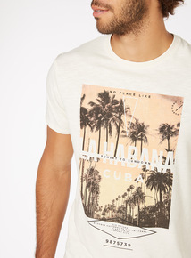 Stone Palm Tree T-Shirt