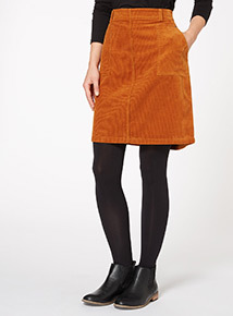 A Line Cord Skirt