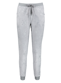 Christmas Snowflake Grey Pyjama Bottoms