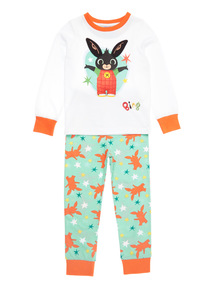 Multicoloured Bing Pyjama Set (1 - 5yrs)