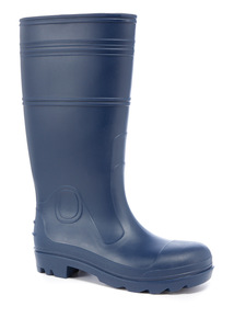 Navy Basic Wellies