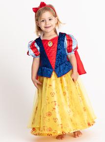 Disney Princess Snow White Multicoloured Costume (1-10 years)
