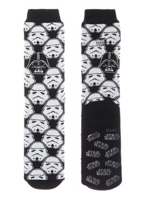 Monochrome Disney Star Wars Darth Vader Slipper Socks