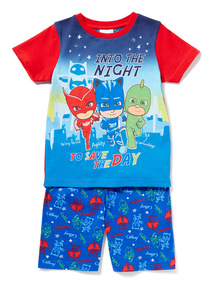 Multicoloured PJ Masks Pyjama Set