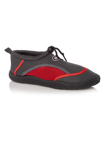 Kids Red Wet Shoes