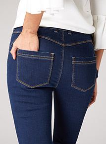 Premium Indigo Skinny Jeans