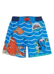 Multicoloured Nemo Disney Swim Shorts (9 months - 5 years)