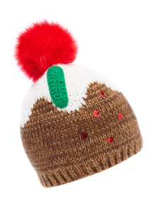 Christmas Pudding Hat (3-12 years)