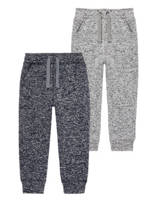 Fleece Joggers 2 Pack (9 months - 6 years)