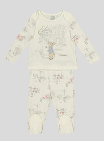 Peter Rabbit Pyjamas (Newborn-36 months)