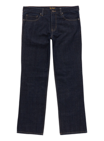 Rinse Wash Bootcut Denim Jeans