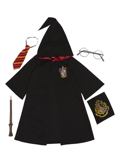 Fancy Dress Kids Harry Potter Costume 3 10 Years Tu Clothing