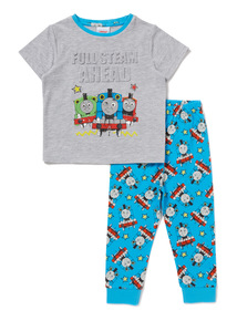 Multicoloured Thomas The Tank Engine Pyjamas (1-6 years)