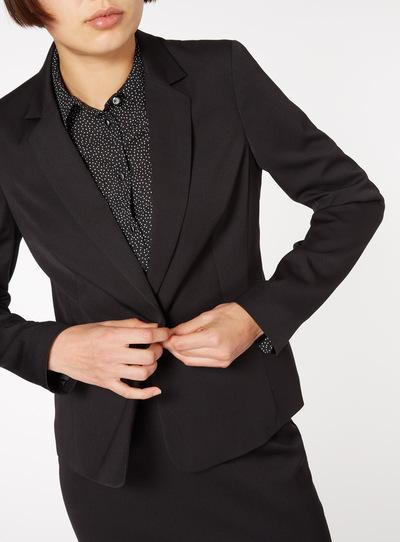 Black Smart Jacket