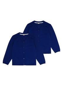 Blue Cardigan 2 Pack