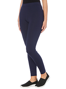 Navy Luxury Soft Touch Leggings