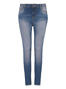 Tinted Skinny Jeans