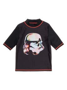 Multicoloured Disney Star Wars Rash Vest (3 - 12 years)