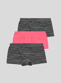 Sports Shorts 3 Pack (4-14 years)