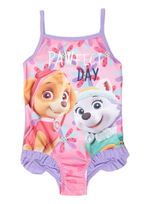 Multicoloured Paw Patrol Swimsuit (18 months - 7 years)