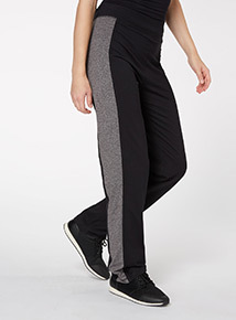 Black Core Active Jogger