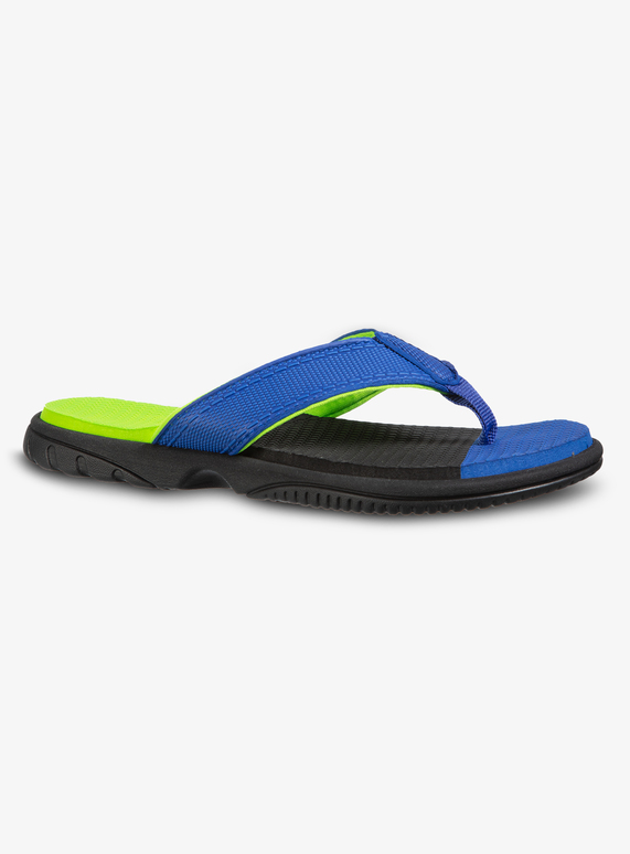 Sku Ss19 Ob Cushioned Flip Flop Black