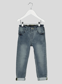 Loopback Denim Jeans (9 Months- 6 Years)