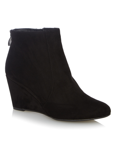 2ab3d37997e SKU MF WEDGE ANKLE BOOT AW15:Black