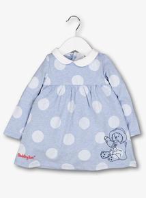 Paddington Dress With Sewn-In Bodysuit (0-24 Months)