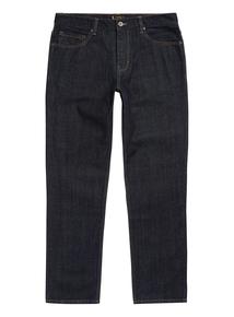Rinse Wash Straight Denim Jeans