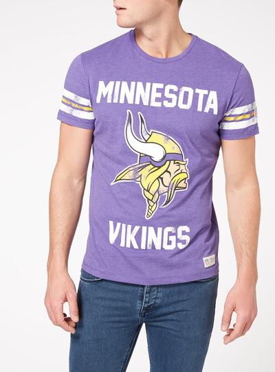fccd4a22 SKU: NFL ONLINE VIKINGS TEE:Purple