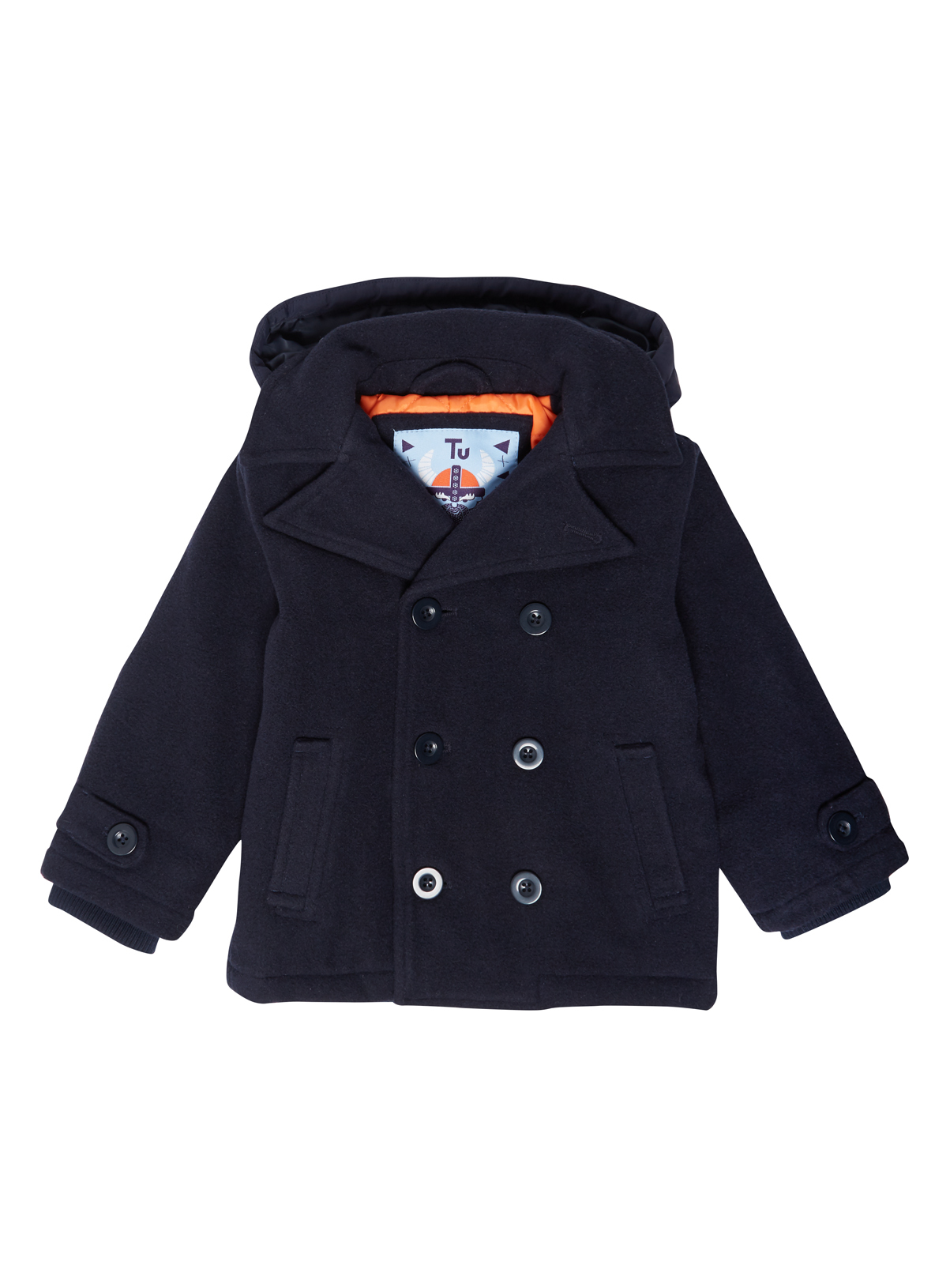 All Boy's Clothing Boys Navy Peacoat (9 months-5 years) | Tu clothing