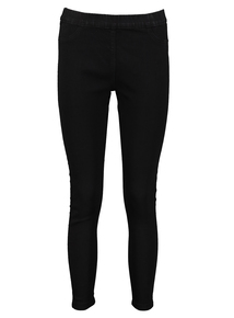 PETITE Black Denim Jeggings