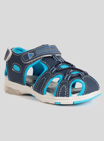 Online Exclusive Biaoqing Blue Sandals (Infant 12-4)