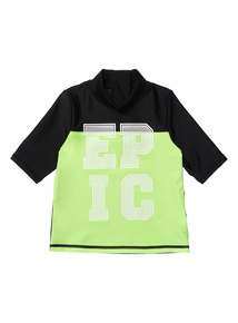 Boys Multicoloured Epic Rash Vest (1 - 12 years)