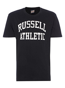 Online Exclusive Russell Athletic Black Tee
