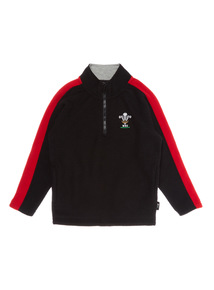 Boys Multicoloured Wales Rugby Fleece (1 - 14 years)