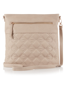 Taupe Orient x Body Mid Size Bag